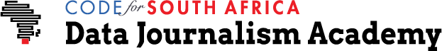 Code for South Africa Data Journalism Academy